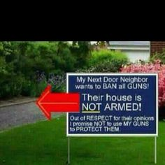 my neighbors!