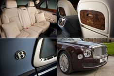 ... twin-turbocharged 6.75-liter V8 having 505HP and 752 lb-ft capable of taking it to 294km/h in just 5.3 seconds. Bentley Mulsanne Diamond Jubilee Edition ...