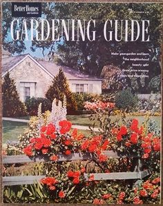 Better homes gardens magazines on pinterest cape cod cottage gardening and cape cod style Better homes and gardens planting guide