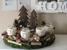 advent advent ein lichtlein brennt on pinterest advent wreaths advent and basteln. Black Bedroom Furniture Sets. Home Design Ideas