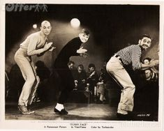 Funny Face, dancing scene