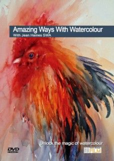 Amazing Ways With Watercolour With Jean Haines