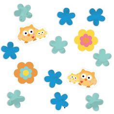 Happi Tree Owl Baby Shower Confetti