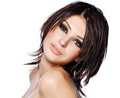 Brunette Eye Makeup