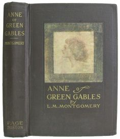 Ann of Green Gables by L.M.Montgomery