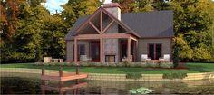 Bungalow   House Plan 78776