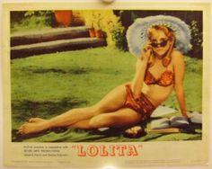 Lolita - original movie poster original US lobby card