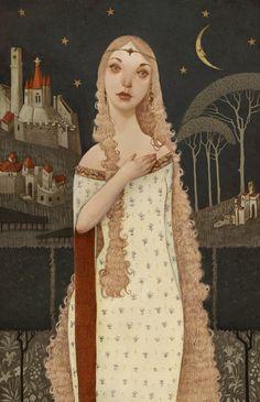 Lady of the Light | Audrey Benjaminsen