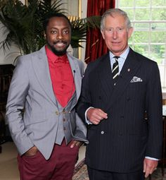 will.i.am announces support for The Trust to help the UK's disadvantaged youth and donates 500,000 pounds towards education, training and enterprise schemes. #princestrust #HRH