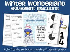 classroom, homeschool winter, equival fraction, fraction lesson, januari homeschool