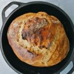 Iron Cookware Recipes – Dutch Oven Bread