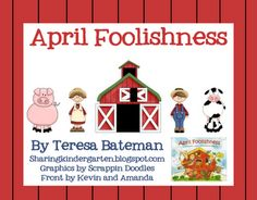 April Fool Time... April Foolishness Time -  Pinned by @PediaStaff – Please Visit http://ht.ly/63sNt for all our pediatric therapy pins