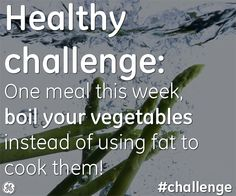 Share your favorite healthy recipes in the comments!
