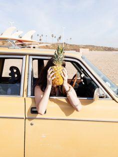 pineapple portraits