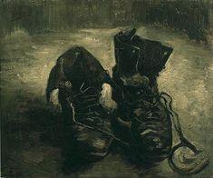 Vincent van Gogh: A Pair of Shoes.