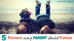 5 Pinners Every Parent Should Follow