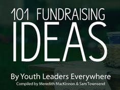 101 Fundraising Ideas, including a trivia night. Make your fundraiser EASY with www.triviapacks.com