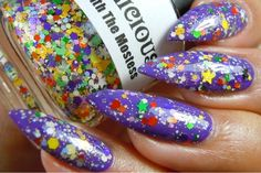 Sassy Paints: Laquerlicious Ghostess With the Mostess from the Halloween 2014 Collection