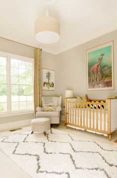 safari nursery room for baby boy