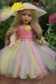 "18"" Harmony Club Doll. Cadence Rose. Visit her at www.harmonyclubdolls.com"