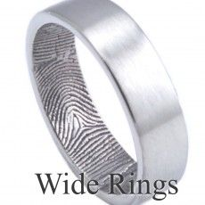 whoa, rings with your fingerprint!