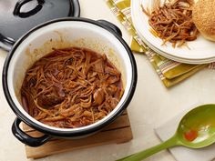The Pioneer Woman's Pulled Pork  It takes just six everyday ingredients like onions, brown sugar and Dr Pepper soda to pull off Ree Drummond's top-rated pulled pork.