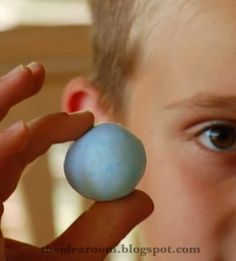 Bouncy ball recipe