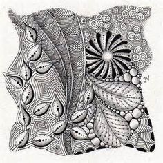Zentangle Pattern Gallery - Bing Images