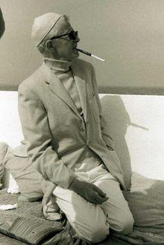 Paul Bowles, Tangier