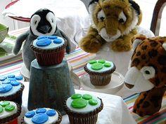 Wild Kratts Cupcakes