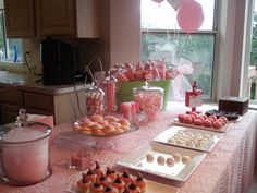 Baby girl shower...