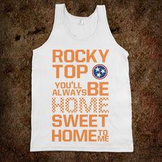 Good 'ol Rocky Top!