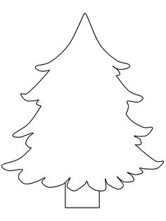 Christmas Coloring Pages for Preschool | The Activity Idea Place - preschool themes and lesson plans