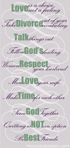 Marriage Tips from MomZookeeper.com and James127Moms.com   http://james127moms.blogspot.com/2013/09/a-question-about-marriage.html