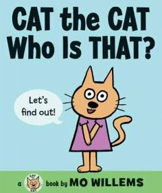 March 4 & 5, 2014. An exuberant cat introduces readers to her friends.