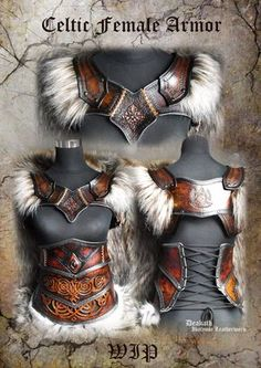 WANT!!!!!!!!!! This would be so perfect as an archer.. and the daughter of the Irish pirate queen ;)