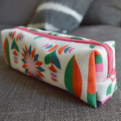 How to make your own cosmetic bag