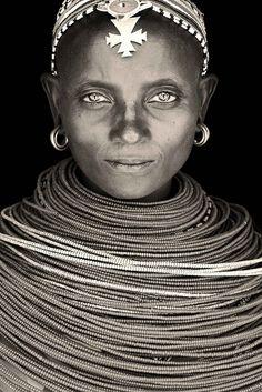 Samburu Lady Wamba by abgefahren2004, via Flickr