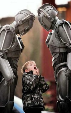 Cybermen. I'd probably have the same reaction.