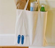 ballet tote bag/ so sweet!