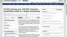 En la Comunidad de Madrid, más de 150.000 mayores en riesgo de pobreza  http://www.dependenciasocialmedia.com/2014/04/en-la-comunidad-de-madrid-mas-de-150-000-mayores-en-riesgo-de-pobreza/ comunidad de, la comunidad, en riesgo, de madrid, mayor en, social media, dependencia social, riesgo de