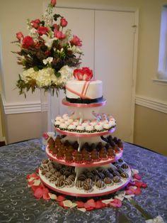 Wedding Cake & Cake Balls