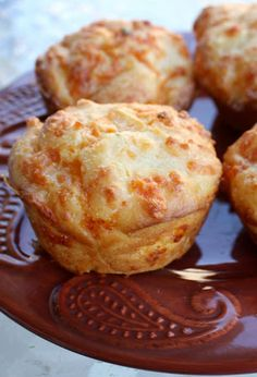 Cheese Muffins | The Girl Who Ate Everything