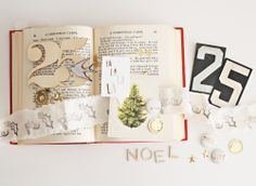 December Daily Meets Happy Little Moments by ShannaNoel at @Studio_Calico