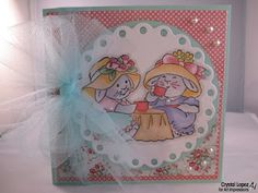Tea Time card by Crystal Lopez