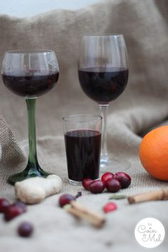 Mulled Wine - Vin Ch