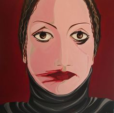 Iranian artist depicting the struggles for self-expression
