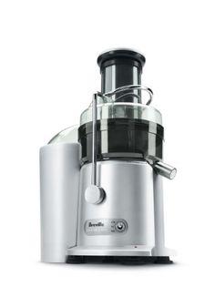 Breville JE98XL Juice Fountain Plus 850-Watt Juice Extractor:Amazon:Kitchen & Dining