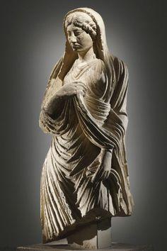 Roman Statue, 1st-2nd Century AD