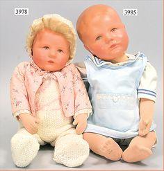 Kathe Kruse babies
